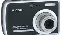 Ricoh's new Caplio RR770 sports 3-inch LCD