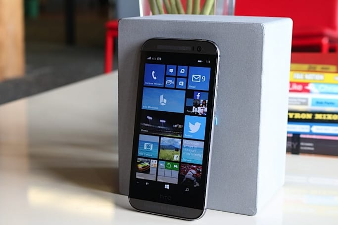 HTC One (M8) for Windows review: Same muscle, different soul