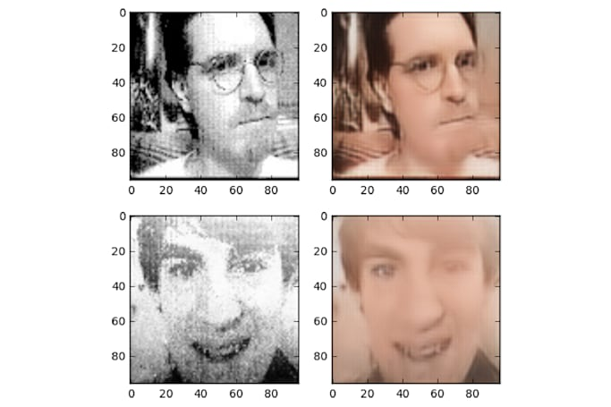 AI turns Game Boy Camera photos into decent shots