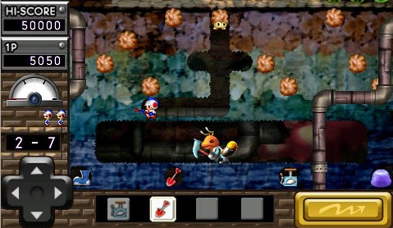 Dig Dug now overinflating iPhones and iPod Touches