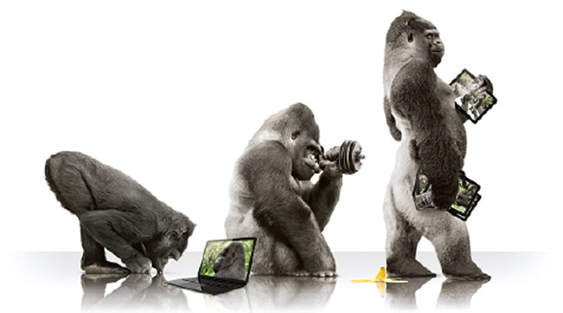 Corning's new Gorilla Glass will actively kill germs on your smartphone