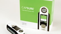 Pantone's CAPSURE tells you what color anything is, easily separates salmon from rose