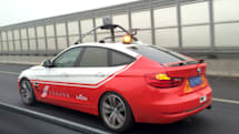 BMW and Baidu end self-driving car partnership