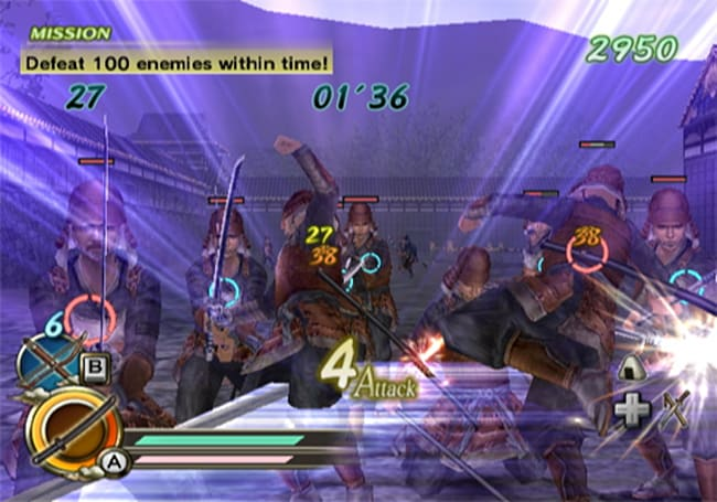 Samurai Warriors: Katana cuts into Wii in January