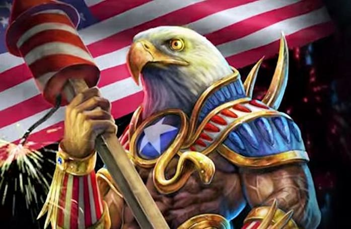 SMITE virtually incarnates Rama and updates Ra for the 4th of July