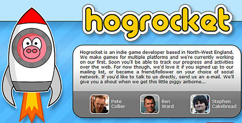 Former Bizarre Creations and Tiny Invaders studio Hogrocket closed