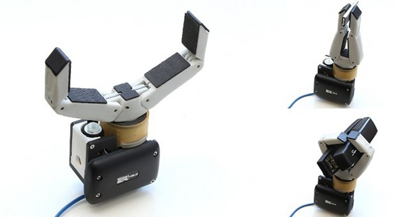 Willow Garage may sell its Velo robot gripper early, if you ask nicely