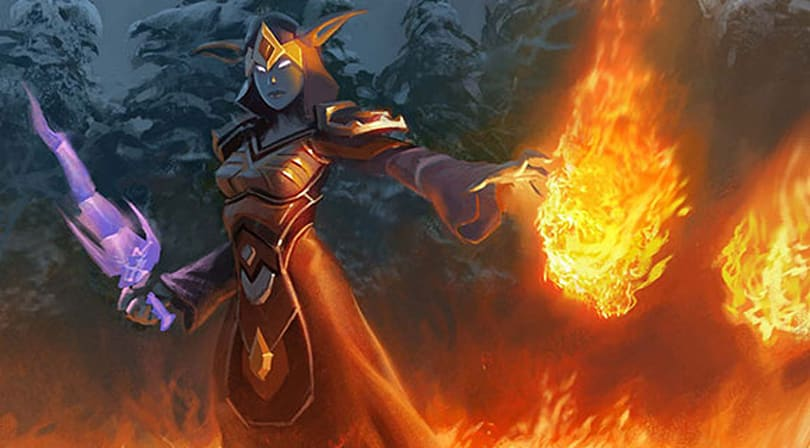 Arcane Brilliance: Next steps for playing a fire mage at level 90