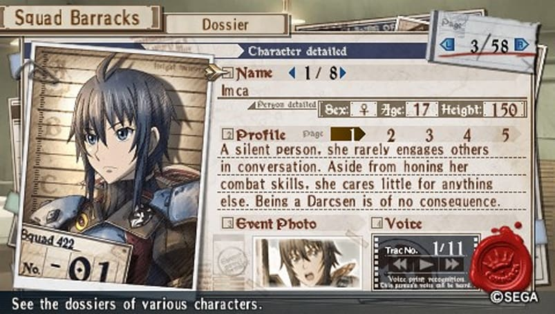 Valkyria Chronicles 3 translated to English by fan localization team