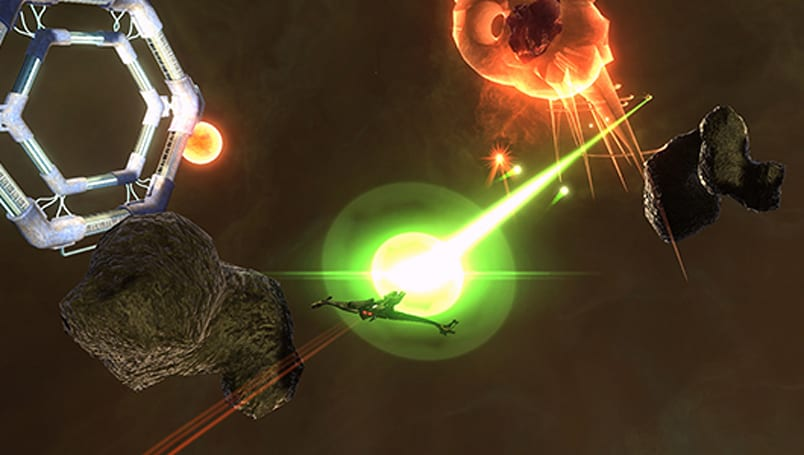 Star Trek Online adds small craft arena PvP