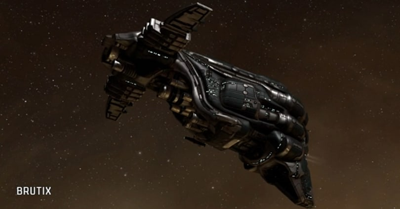 EVE Online's Rhea update launches with photo-realistic spaceships