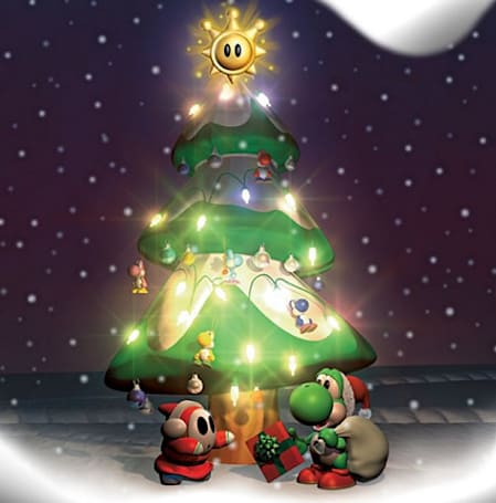 Top 5: Christmastime in Gaming