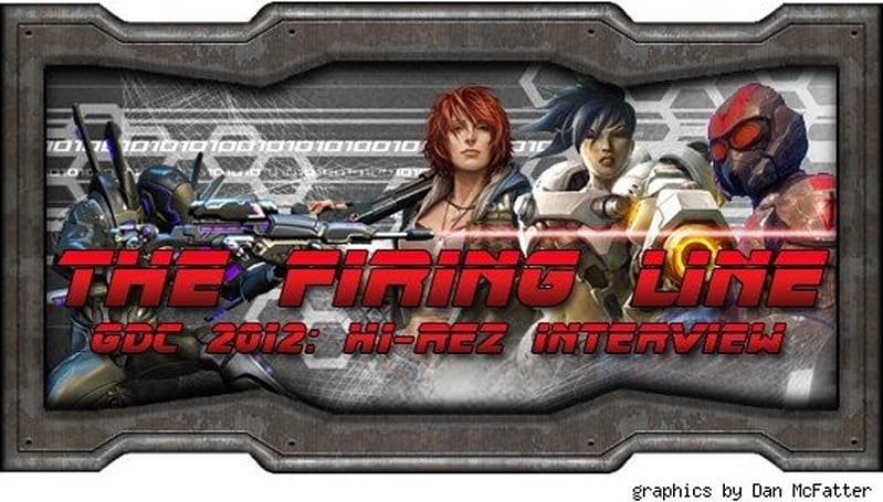 GDC 2012: The Firing Line talks release dates with Tribes Ascend's Todd Harris