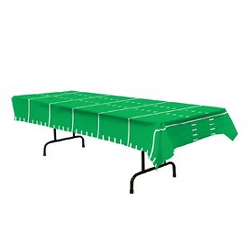 Game Day Football Tablecover Party Accessory