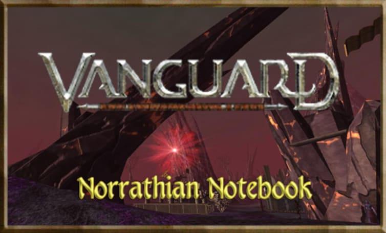 Norrathian Notebook: Saying goodbye to EQ 2.5 aka Vanguard