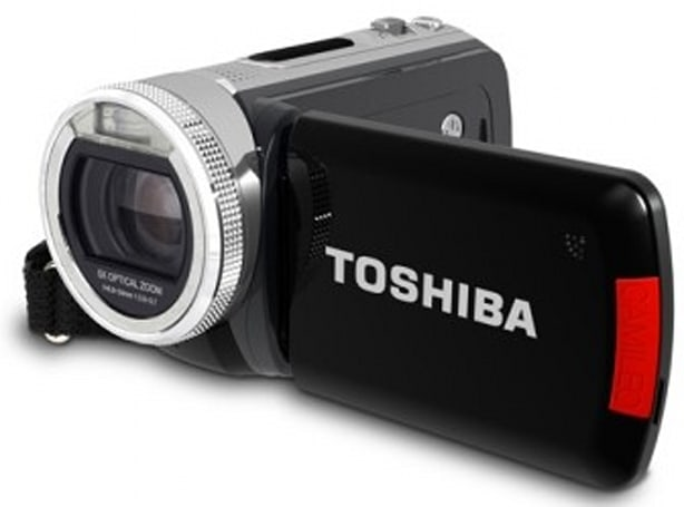 Toshiba readies three 1080p Camileo camcorders for Europe
