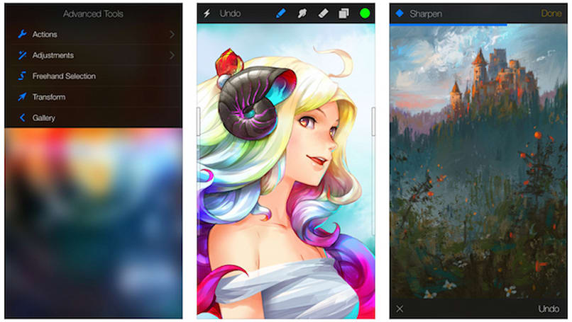 Procreate now available in a convenient pocket size