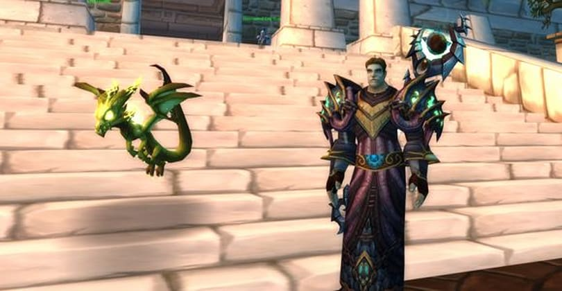 Soul of the Aspects pet added to the Blizzard Store