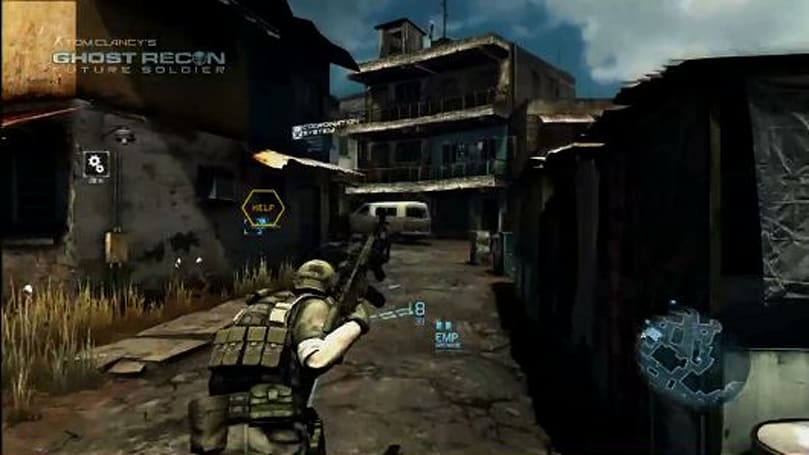 Ghost Recon: Future Soldier trailer has intel inside