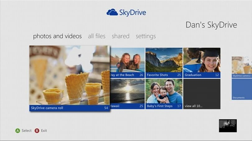 SkyDrive comes to Xbox Live as Microsoft teases over 40 new apps for 2013 (video)