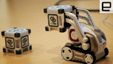 First look at Cozmo: The user-programmable tabletop robot