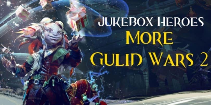Jukebox Heroes: More of Guild Wars 2's soundtrack