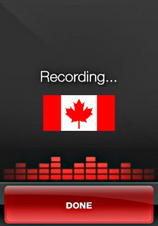 Hey Canada! Dragon Dictation and Dragon Search now in your app store