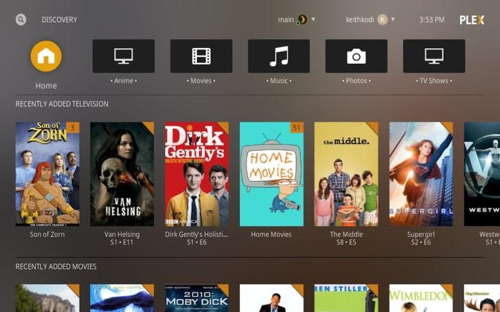 Plex brings its streaming app to Kodi media centers