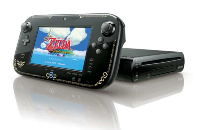 Wind Waker HD Wii U bundle is up for pre-order at GameStop