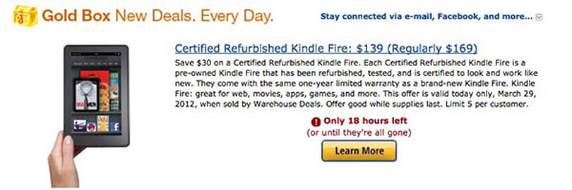 Amazon offers up refurbed Kindle Fires on sale, cuts price to $139