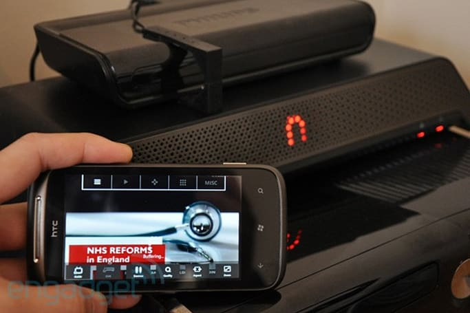 App review: SlingPlayer Mobile for Windows Phone 7