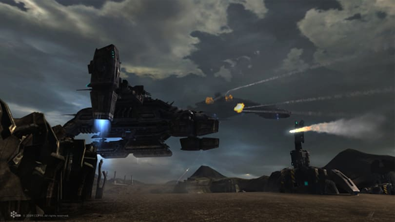 CCP Asia on innovation and risk with DUST 514