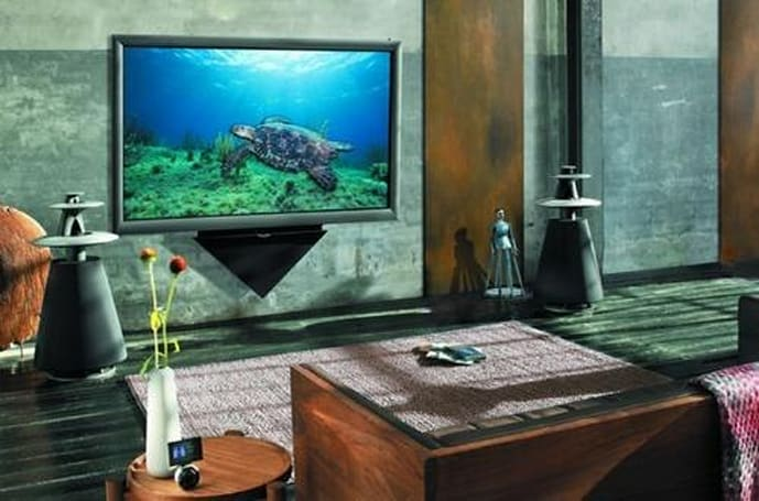 Bang & Olufsen's 85-inch 3DTV comes to North America for $1,000 per inch