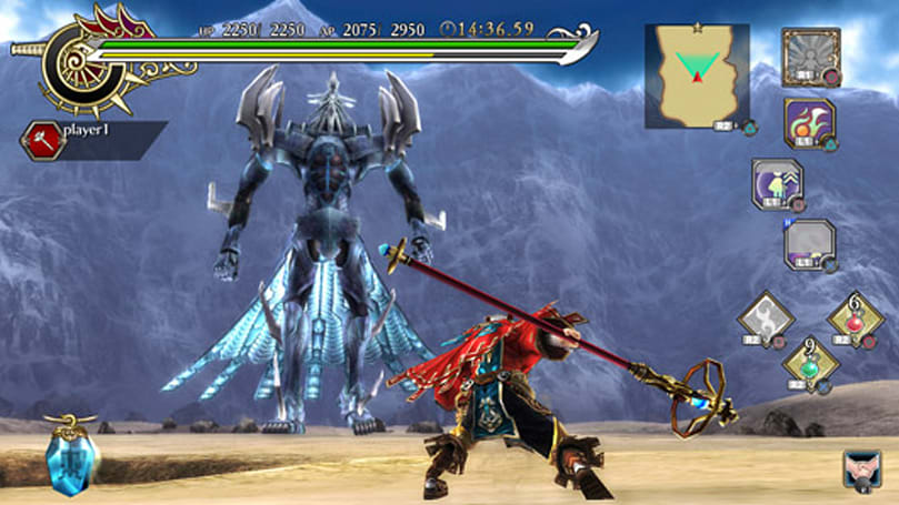 Ragnarok Odyssey Ace journeys to PS3, Vita on April Fool's Day