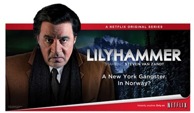 Netflix queues S1 of its original production 'Lilyhammer' for streaming February 6th