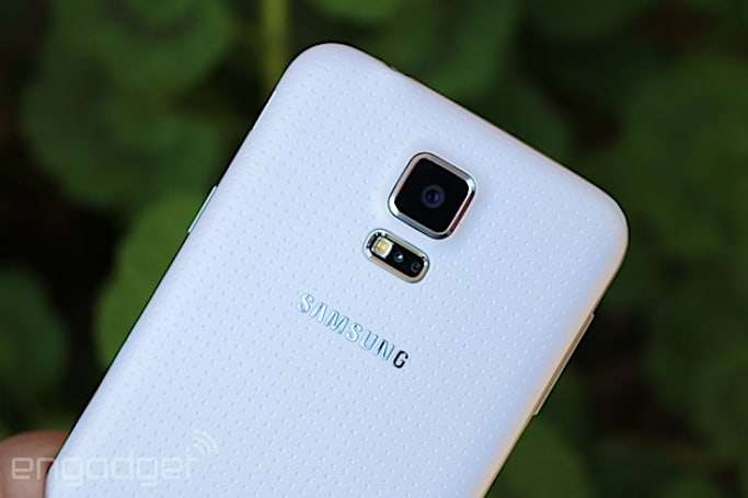 ​Verizon Samsung Galaxy S5 cameras are failing spectacularly