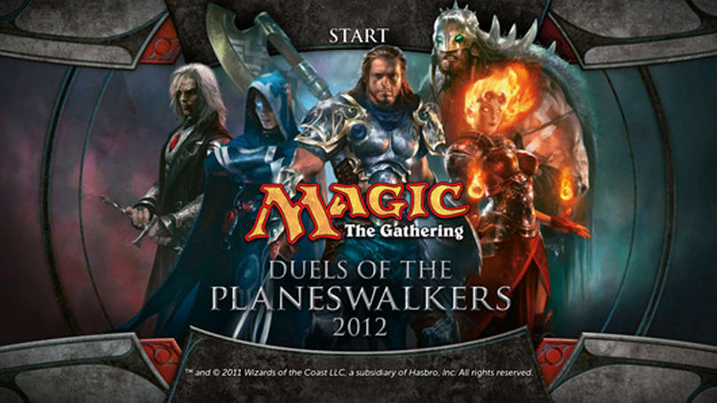 Duels of the Planeswalkers 2012 launches June 15 on XBLA, PSN and Steam for $10