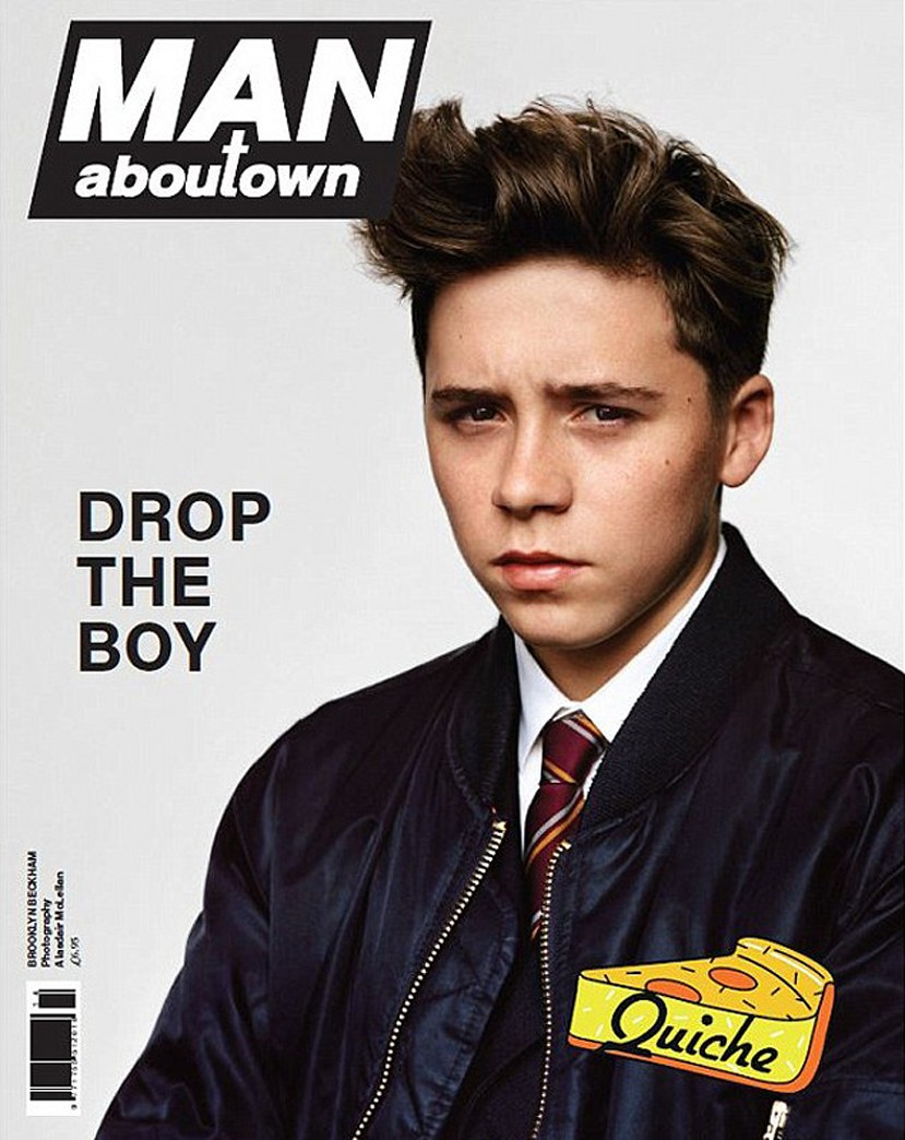Top 9 at 9: Brooklyn Beckham's modeling debut & more style news