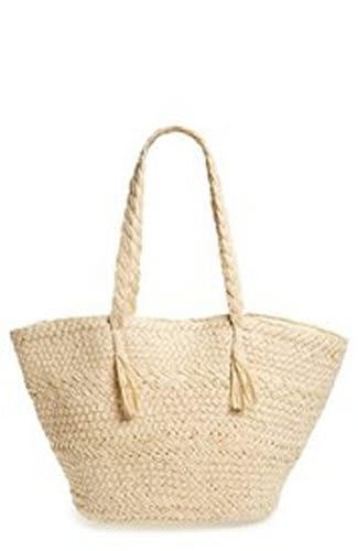 Phase 3Woven Straw Tote