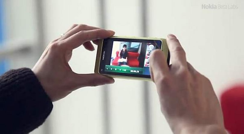 Nokia Beta Labs debuts Shoot and Tag scene app for your mobile phone