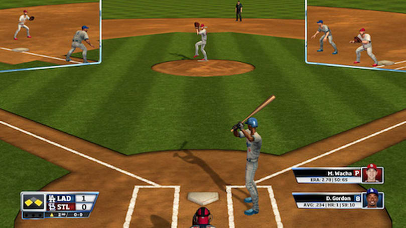 RBI Baseball 14 slides to Xbox One and PS4 next week, updates this summer