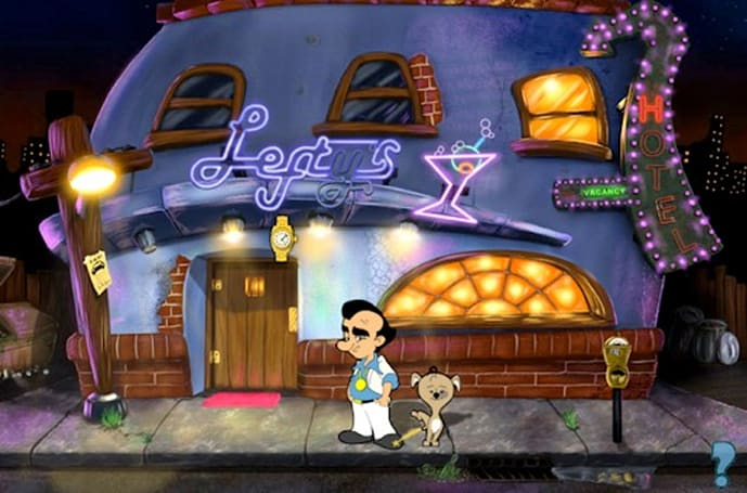 Leisure Suit Larry coming in HD next year