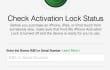 Aktivierungssperre von iOS-Geräten: Online-Check nicht mehr möglich