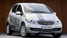 Mercedes-Benz A-Class E-Cell is an E-lectric limited production vehicle