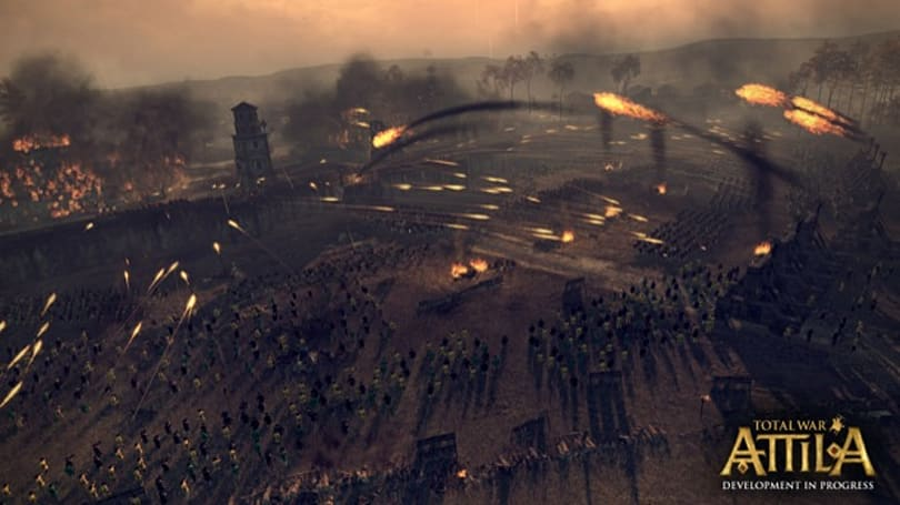 Total War tussles with Attila in 2015