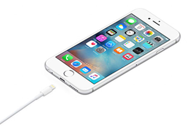 Apple MFi-Certified Lightning Cable: 3-Pack