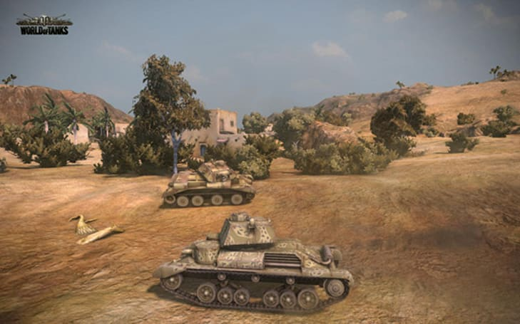 World of Tanks rolls onto Xbox 360 February 12th