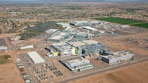 Intel finally plans to finish its Fab 42 factory in Arizona