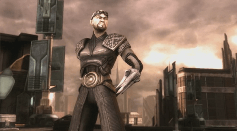 Zod revealed as next Injustice DLC character