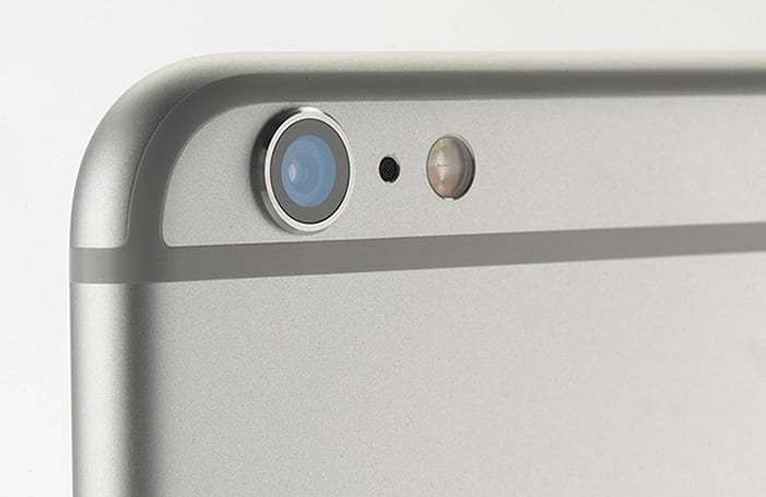 Apple bought a company that makes depth-sensing cameras